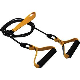 FINIS Dryland Cordón de Resistencia Easy, negro/amarillo